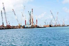 Giao 180ha biển cho Hòa Phát nhận chìm ở Quảng Ngãi