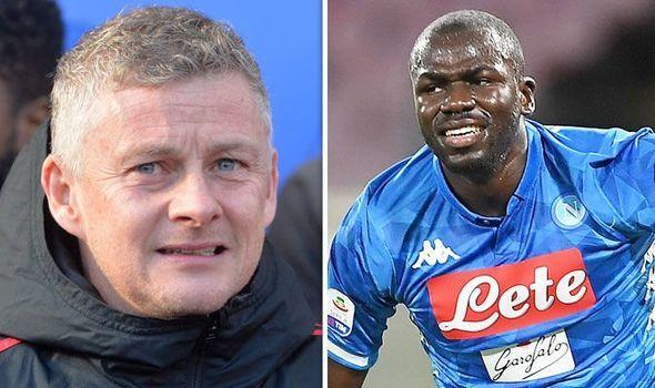 MU trả 80 triệu euro mua Koulibaly vẫn bị Napoli gạt phắt
