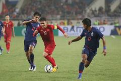 Người Thái cay đắng: Bóng đá bị Việt Nam qua mặt rồi!