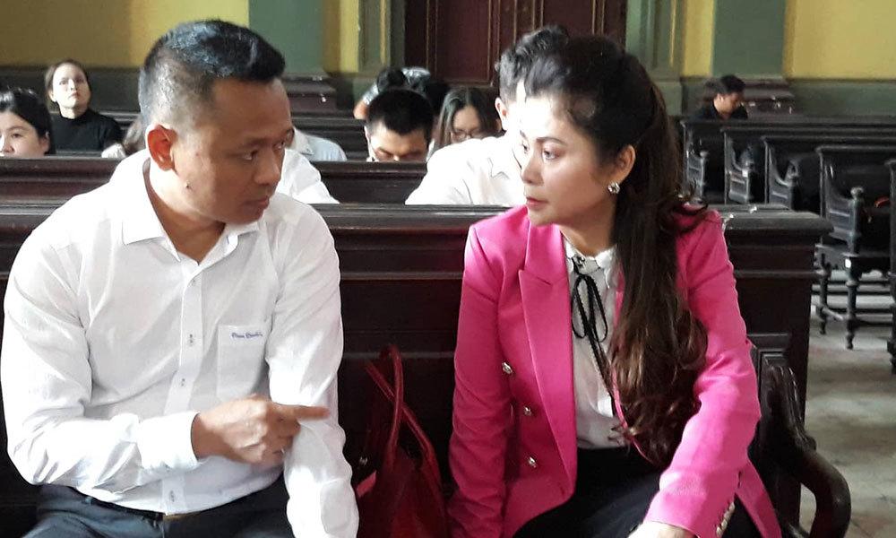vụ ly hôn của vợ chồng Trung Nguyên, Đặng Lê Nguyên Vũ, Lê Hoàng Diệp Thảo