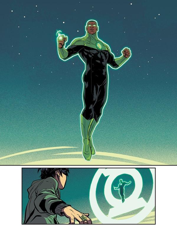 Tiết lộ đầu tiên về truyện siêu anh hùng người Việt của DC Comics
