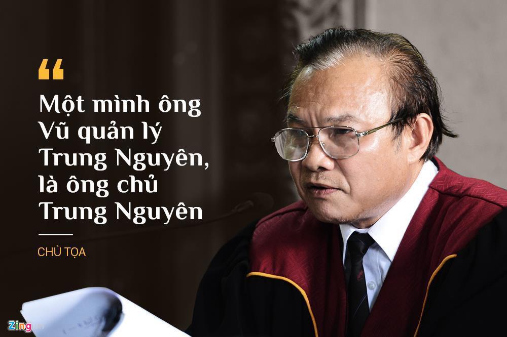 Những sắc thái trong phiên xử vụ ly hôn vợ chồng Trung Nguyên