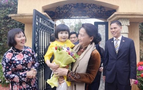 Chủ tịch Quốc hội,Nguyễn Thị Kim Ngân