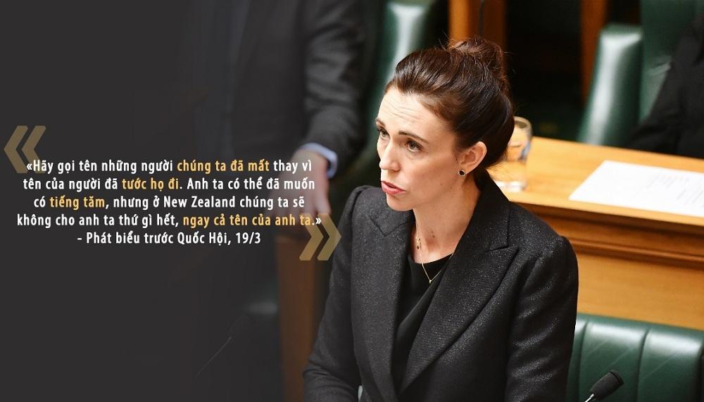 Thủ tướng New Zealand,xả súng New Zealand,xả súng