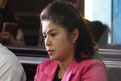 Bà Lê Hoàng Diệp Thảo giải thích lý do vắng mặt khi bị cưỡng chế con dấu