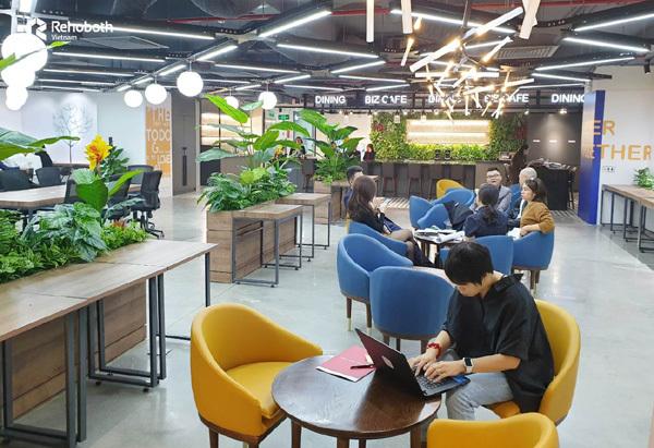 Văn phòng chia sẻ - giải pháp không gian cho doanh nghiệp