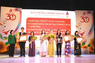 2019, Saigon Co.op đặt mục tiêu đạt 1.000 điểm bán