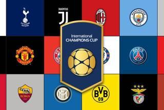 Lịch thi đấu International Champions Cup 2019