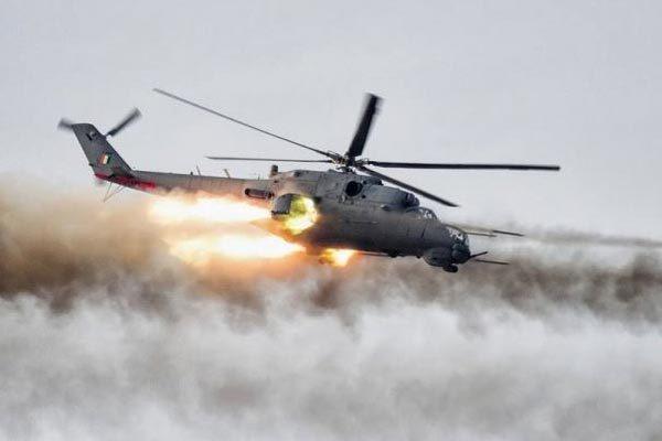 Xem 'siêu thợ săn đêm' Nga khai hỏa ở Syria