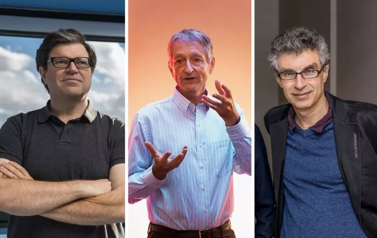 'Bố già' AI nhận giải thưởng Nobel về khoa học máy tính