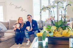 Căn biệt thự giản dị và ấm áp của ca sĩ Thanh Hà tại Mỹ