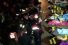 Đứng xem tai nạn, 32 người bị xe tải đâm chết ở Guatemala