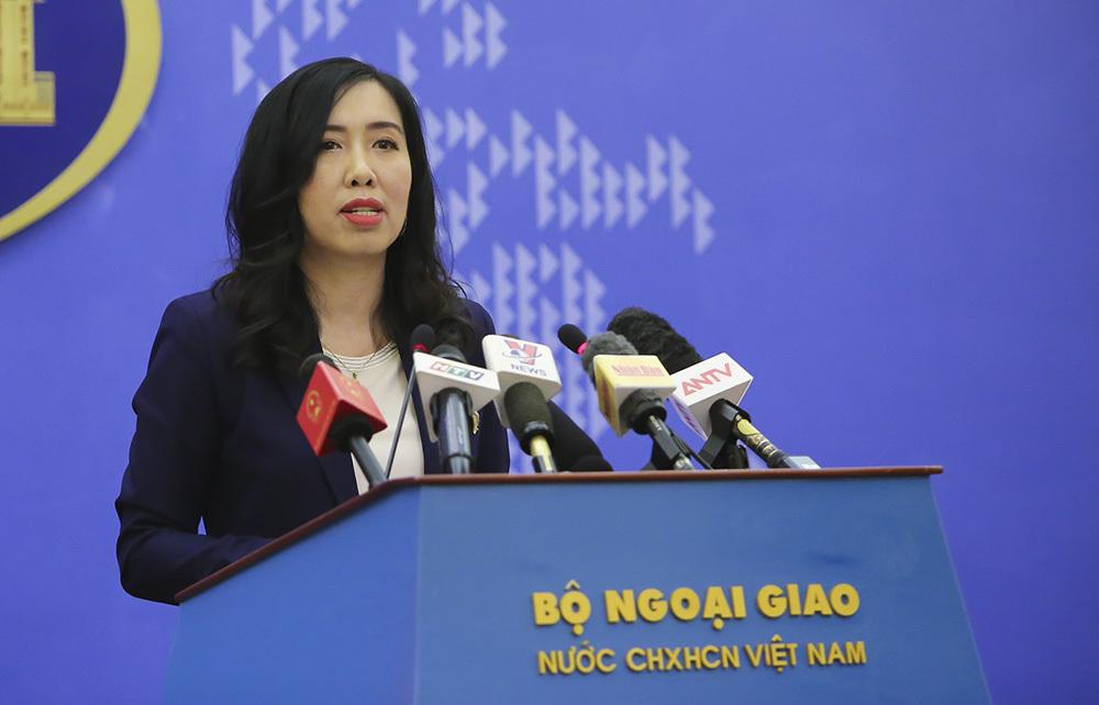 Đoàn Thị Hương,Maylaysia,Bộ Ngoại giao
