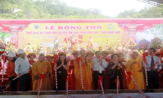 Chùa Ba Vàng,Thích Trúc Thái Minh
