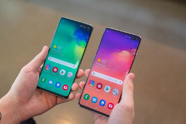 Galaxy S10 bị mất kết nối nghe, gọi, không thể vào Internet