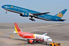 Đình chỉ tổ bay không tuân thủ lệnh kiểm soát không lưu ở sân bay Vinh