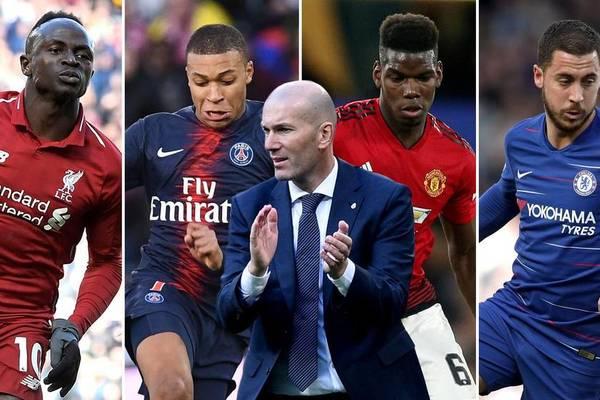 MU chia tay Pogba, Herrera, Zidane công bố mua sắm