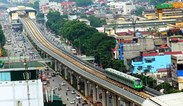 Tỷ phú Phạm Nhật Vượng đầu tư 2 dự án đường sắt đô thị Hà Nội