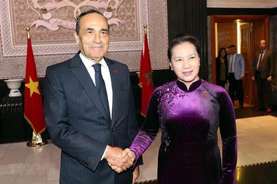 Việt Nam sẵn sàng là cầu nối quan hệ giữa Maroc với các nước ASEAN