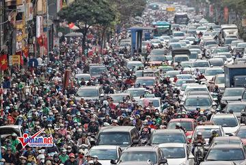 Bộ GTVT nói gì về lộ trình cấm xe máy của Hà Nội?
