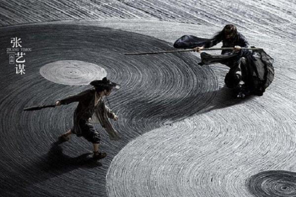 Ấn tượng với phim cổ trang mang phong cách thủy mặc của Trương Nghệ Mưu