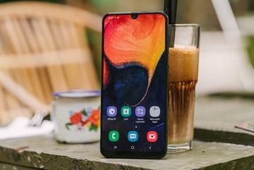 Galaxy A50 tạo đột phá ở phân khúc smartphone tầm trung