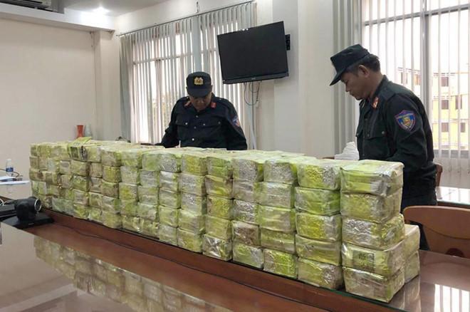 Bắt ông trùm điều hành đường dây ma túy ở Sài Gòn