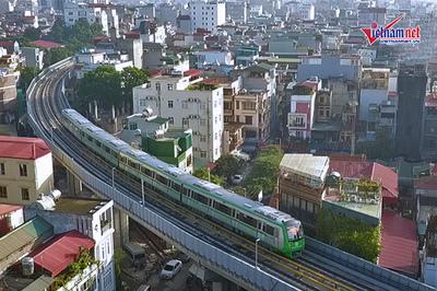 Đường sắt Cát Linh-Hà Đông có hiện tượng phá hoại trong quá trình hoàn thiện
