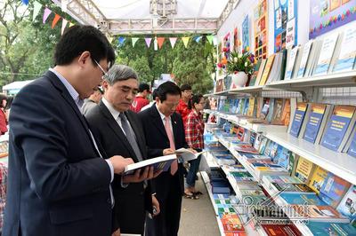 Nhiều chương trình ý nghĩa trong Ngày sách Việt Nam lần thứ 6