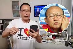 MC Lại Văn Sâm: 'Này ông Park có ít tóc trên đầu'