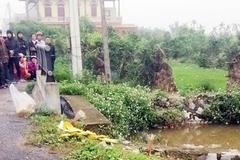 Lời đồn ác ý vụ nữ sinh Nam Định tử vong, thi thể nằm dưới mương