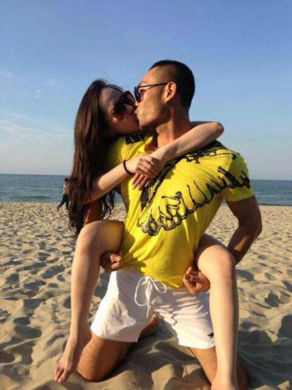 Đường tình ngọt ngào của Quỳnh Nga - Doãn Tuấn trước ly hôn