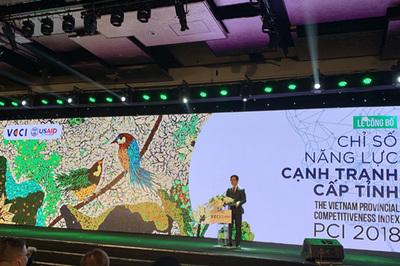 PCI 2018 và 3 'lần đầu tiên' của Hà Nội