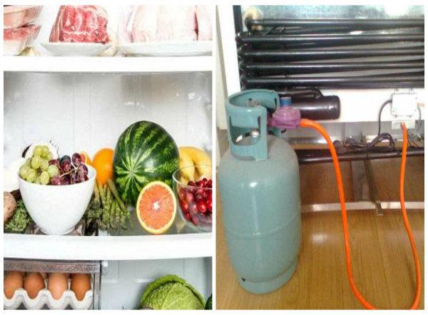 tủ lạnh,sử dụng đồ điện,tiết kiệm điện