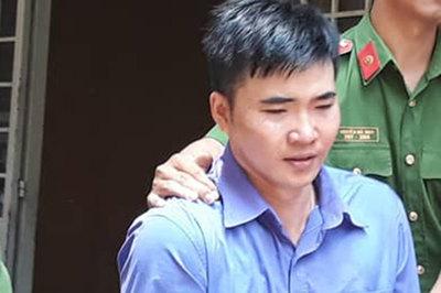 Thầy giáo giết nữ đồng nghiệp run lẩy bẩy, bật khóc tại tòa