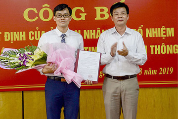Nhân sự mới 3 tỉnh Điện Biên, Quảng Ngãi, Sóc Trăng