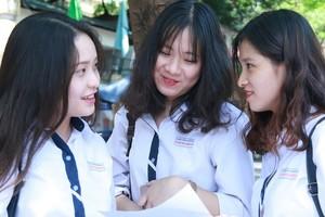 Bộ GD-ĐT công bố đề tham khảo thi tốt nghiệp THPT năm 2020