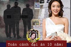 Nghi án cưỡng dâm và cái chết bí ẩn rúng động giải trí xứ Hàn