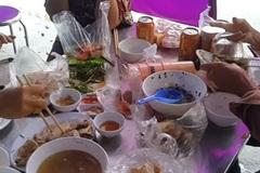 Sự thật việc đi ăn cỗ lấy phần bị phạt tiền ở Nam Định