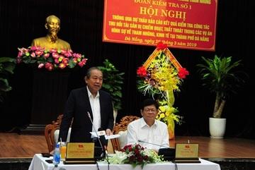 Đà Nẵng loay hoay thu hồi gần 4.000 tỷ của Phạm Công Danh