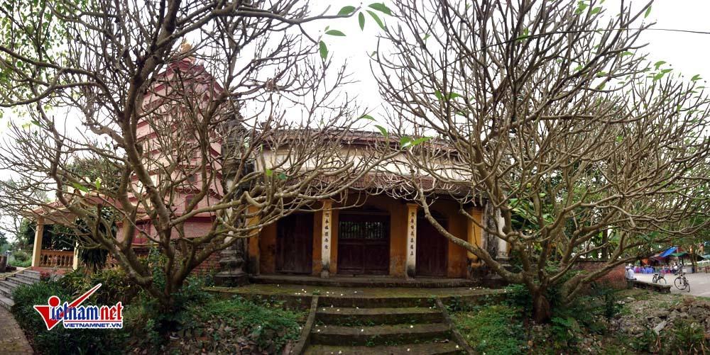 Ngôi chùa không hòm công đức, không đốt vàng mã ở Bắc Ninh