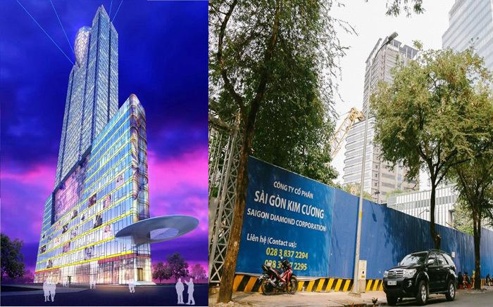 siêu dự án,tòa nhà chọc trời,dự án bỏ hoang