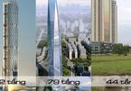 Toà tháp chọc trời kỷ lục Việt Nam: Phận thảm siêu dự án