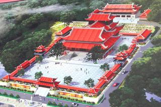 Thầy Thái Minh chỉ nhận tượng trưng cúng dường tại Thiền viện Trúc Lâm Quảng Nam