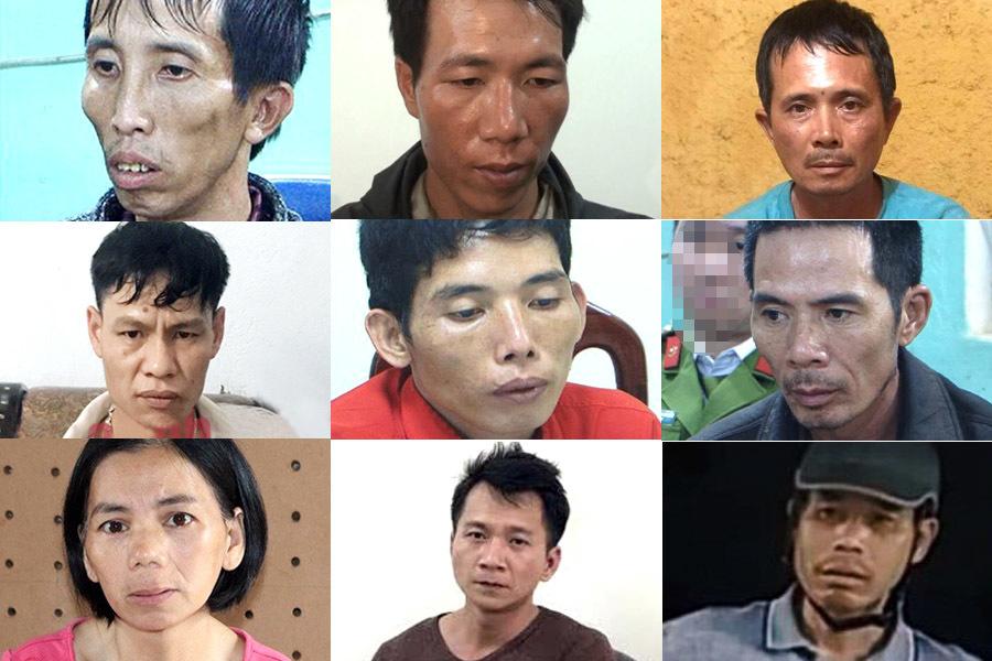 Nữ sinh bị sát hại ở Điện Biên: Vợ nghi phạm thứ 9 cũng vừa bị bắt