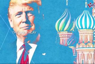 Thế giới 7 ngày: Ông Trump được minh oan