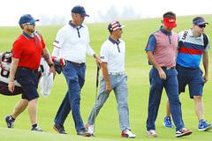 Gọi khách đại gia toàn cầu đổ đến Việt Nam chơi golf