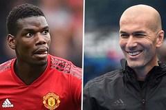 Sadio Mane tiết lộ phũ MU, Zidane bực tức bỏ Pogba