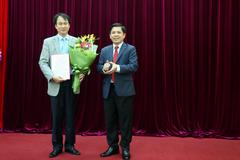 Thư ký Bộ trưởng GTVT làm Chánh văn phòng Ban Cán sự Đảng