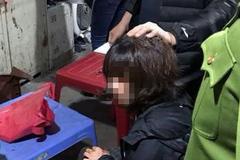 Nghi nổ súng, cướp tiền nữ tiểu thương chợ Long Biên: Bắt nghi phạm từng giết người